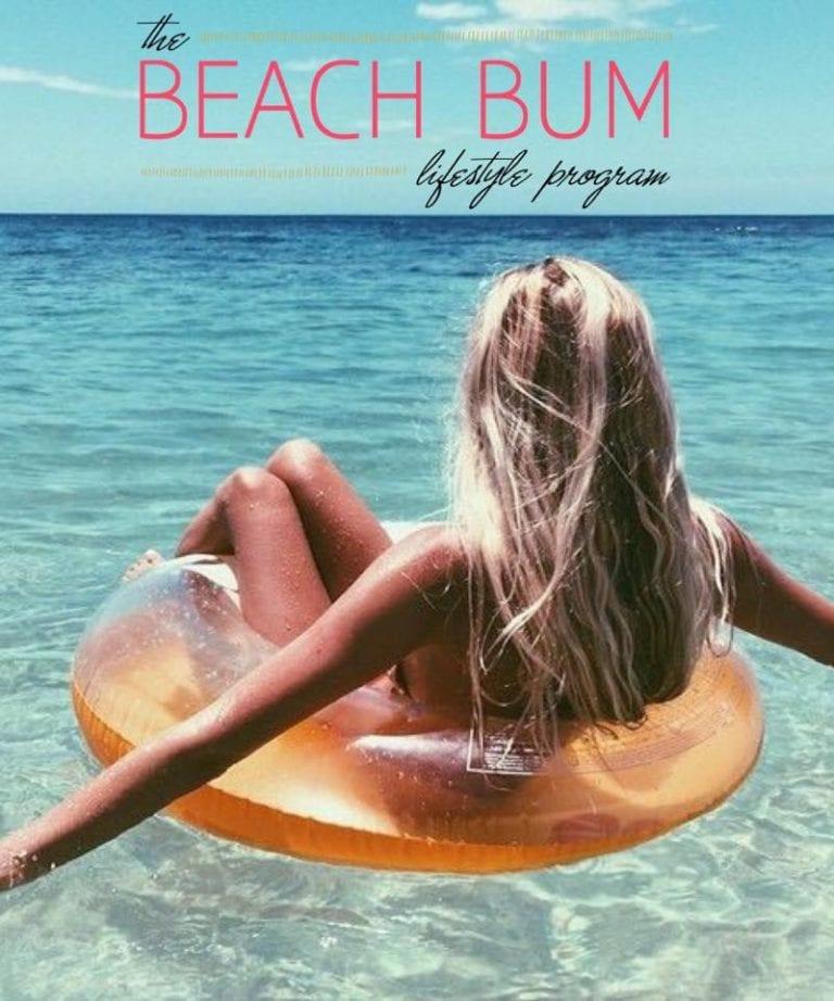 Beach Bum Summer Health Program